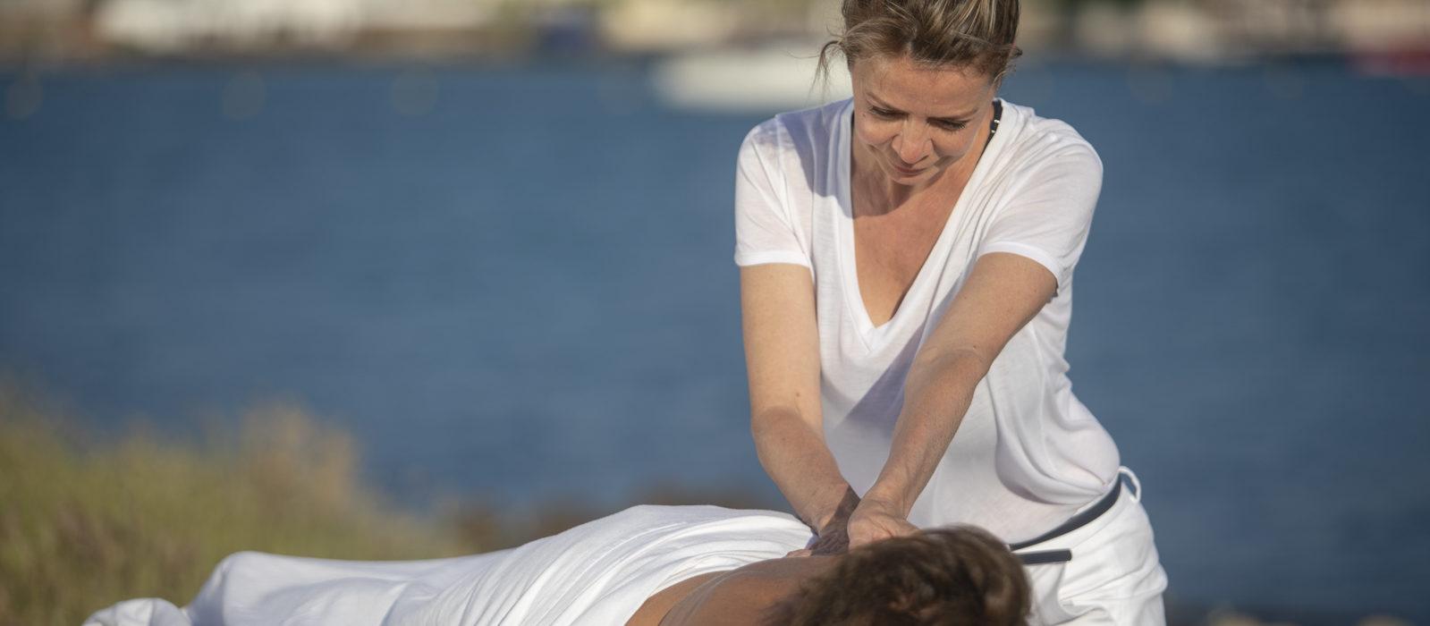 Massage Monaco sur yatch